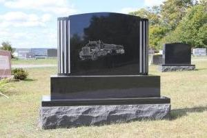 Black-Tripple-Stack-Grave-Stone-1024x683