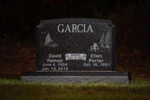 Garcia 2Galaxy Black CCO1 ALL POL 3.0X0.6X1.10 Grave Stone
