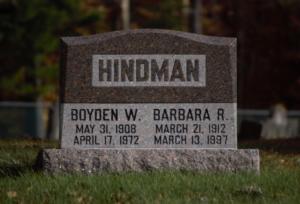 Hindman Canada Mahogany All pol Serp top 2.6x0.6x1.8